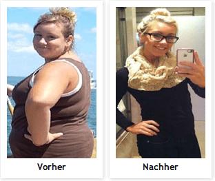 25 kg abgenommen vorher nachher
